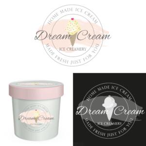 Premade Logo- Sweet Shoppe