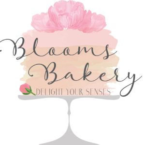 Blooms Bakery Premade Logo Style