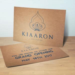 Premium 4″x6″ Vintage Kraft Post Cards