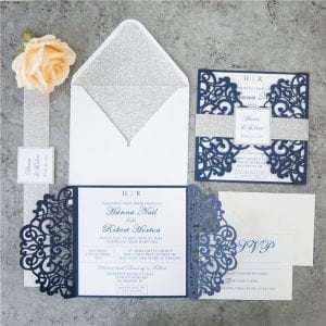 Enchanted – Invitation Kit