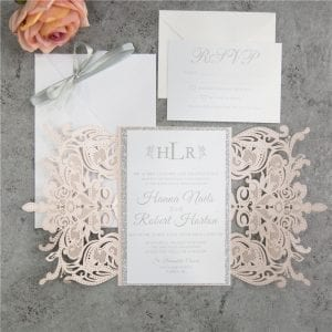 Heartfelt- Invitation Kit